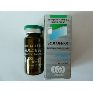 Boldever Boldenone Undecylenate 200mg/ml 10ml