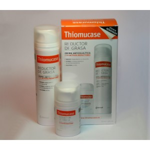 Thiomucase Action 3-Pack nouvelle Anticellulitis